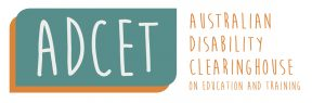 Logo of ADCET